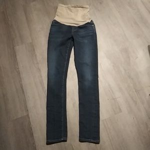 CITIZENS OF HUMANITY Maternity Skinny Ankle Jeans